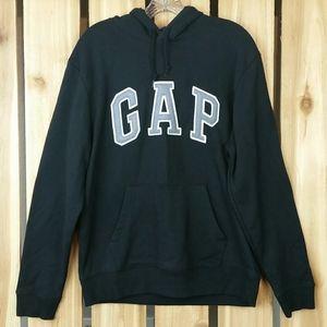 Gap Black Hoodie Sweatshirt NWOT